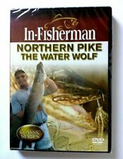 In-fisherman Northern Pike The Water Wolf DVD Movements Patterns Locations
