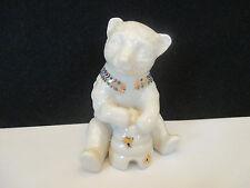 "Lenox China Jewels Collection ""Honey Bear"" Figurine, USA"