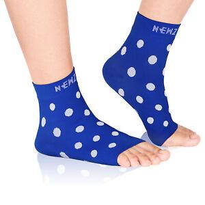 ⭐NEWZILL Compression Foot Sleeves/Plantar Fasciitis Socks (20-30 mmHg)  1 PAIR⭐