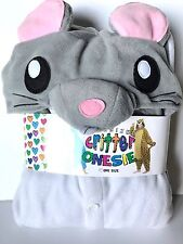 New Mouse Furry One-Piece Oversized One Size Pajama Costume Furries!