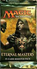 Magic the Gathering MTG Eternal Masters Booster Pack 2016 New & Sealed!