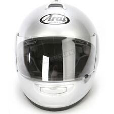 Arai Helmets Aluminum Silver Vector-2 Helmet  X-Large
