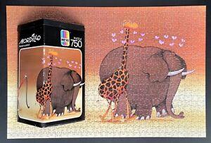 Vintage 1984 HEYE Mordillo - Nobody is perfect 750 piece puzzle #8580 - COMPLETE