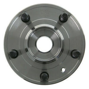 Wheel Bearing and Hub Assembly Rear,Front Moog 513275