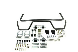 Belltech Sway Bar Set for 55-57 Chevy Bel-Air - Front & Rear