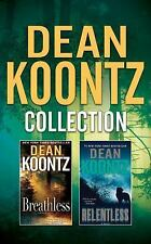 Dean Koontz - Collection: Breathless and Relentless :FREE SHIPPING UNABRIDGED