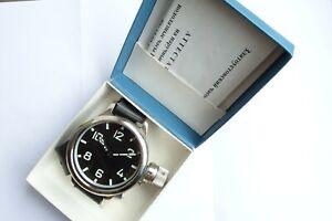 Neuwertige - Russische Taucheruhr 191 CHS Zlatoust - von 1975 Box/Beschreibung