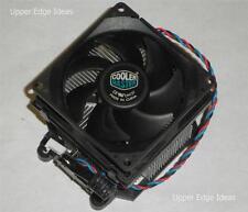 HP 505B Pavilion P6000 CPU Heatsink w/ Mounting Screws And 3-Pin Fan 614946-001
