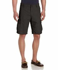 Dockers Men's Washed Cargo Shorts 941790018 Dark Pebble