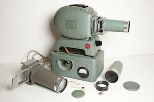 Leitz Wetzlar Prado 35mm & 120 slide projector