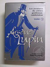Arsene Lupin: Tome 2 (DVD, 2011, 3-Disc Set) French Original Version OOP