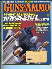 Guns & Ammo Magazine November 1993 - 1