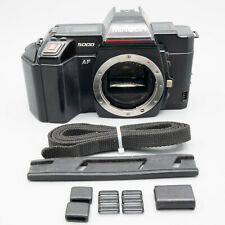 Minolta AF 5000 35mm SLR Film Camera Body - Tested/100% - Very Good Condition