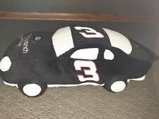 "NASCAR Dale Earnhardt Car Shape Pillow 19"""