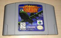 AeroFighters Assault Nintendo 64 N64 Vintage classic original game cartridge