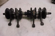 1982 Honda CB750 DOHC HM634B. Engine crankshaft crank connecting rods