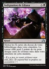 MRM FRENCH 4x Indignation de Liliana (Liliana's Indignation) MTG Shadow