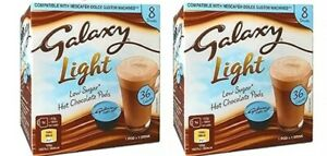 💕 2 Dolce Gusto Compatible Galaxy Light Hot Chocolate Pods  💕
