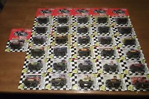 MIKE WALLACE +30 MORE 1995 EDITION RACING CHAMPIONS CARS UNOPENED 1/64 SCALE