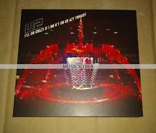 U2 - I'LL GO CRAZY IF I DON'T GO CRAZY TONIGHT  - CD DIGIPACK COLLECTOR