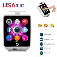 Nfc Bluetooth Smart Watch Phone Mate For Samsung Galaxy J7 J5 J3 Alcatel Huawei