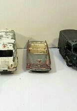 voiture ancienne - Dinky toys Chrysler New yorker 24A