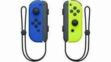 Nintendo Switch: Joy-Con par (Neón Azul/Neon Amarillo) (ni videojuegos *** NUEVO ***