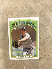 2013 Topps 1972 Mini #TM14 Chris Sale White Sox