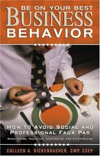 Be on Your Best Business Behavior: How to Avoid So