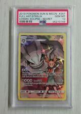 Pokémon - PSA 10 - Steelix - secret rare - Cosmic Eclipse