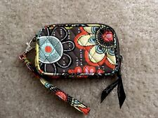 Vera Bradley Tech Case FLOWER SHOWER Phone Camera MP3 Wristlet NWT
