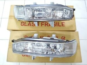 JDM Honda Accord CB7 SM4 Genuine Headlamp NOS