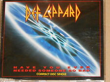 DEF LEPPARD -Have You Ever Needed Someone So Bad- CDEP