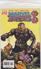 Marvel Zombies V3 #1 Machine Man Variant