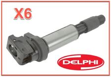 6 Ignition Coils OEM BMW DELPHI GN10328 6 Cyl.
