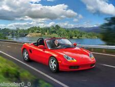 Porsche Boxster - Revell 124 07690 Kit Model car
