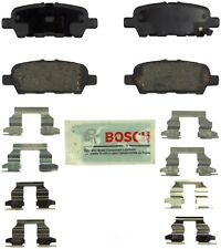Disc Brake Pad Set-Base Rear Bosch BE905H