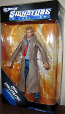 "DC UNIVERSE Signature Collection_JOHN CONSTANTINE 6 "" figure_Limited Edition_MIB"