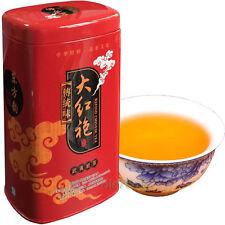 pure natural Organic Wuyi Mountain Da Hong Pao Oolong Tea Wuyi Rock Tea 150g
