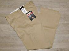 Dickies Original 874 Work Pants 30x30 Original Fit Wrinkle Resistant Khaki NWT