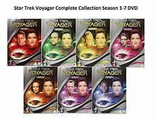 Star Trek Voyager Complete Collection 1-7 DVD All Season 1 2 3 4 5 6 7 UK Rel R2
