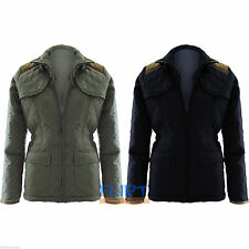 Unbranded Women's Polyester Hip Length Outdoor Coats & Jackets