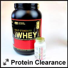 Optimum Nutrition 100% Gold Standard Whey 908g + PhD Body Sculpt 60s BBE 03/2018