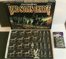 Ral partha dungeons & dragons Lord Soth charge boxed set 10-566 Extremely Rare