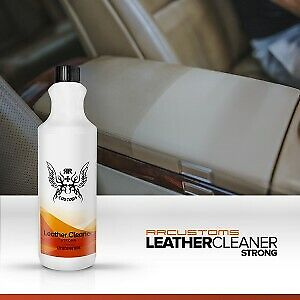 RRC Leather Cleaner Strong 1000ml 1L pH Neutral Best Value Leather Restorer