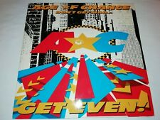 """AGE OF CHANCE * DON'T GET MAD ....GET EVEN * 7"""" SINGLE EXCELLENT 1987 PS"""