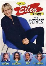 NEW 2DVD SET // The Ellen Show / Complete Series / ELLEN DEGENERES , MARTIN MULL