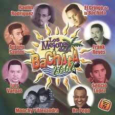 Various Artists: Tropical-Los Mejores De La Bachata 2002 CD NEW