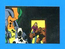 L'UOMO RAGNO E I FANTASTICI 4 - Marvel 1978 - Figurina-Sticker n. 144 -Rec