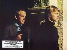 PAUL NEWMAN JOHN BINDON THE MACKINTOSH MAN 1973 VINTAGE PHOTO LOBBY CARD N°1